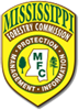 Mississippi Forestry Commission Logo