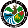 Mississippi Dept. of Wildlife, Fisheries and Parks Logo
